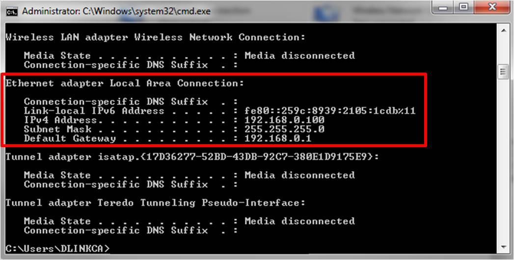 Comment Trouver Mon Adresse Ip Sous Windows Vista Ou Windows 7 D