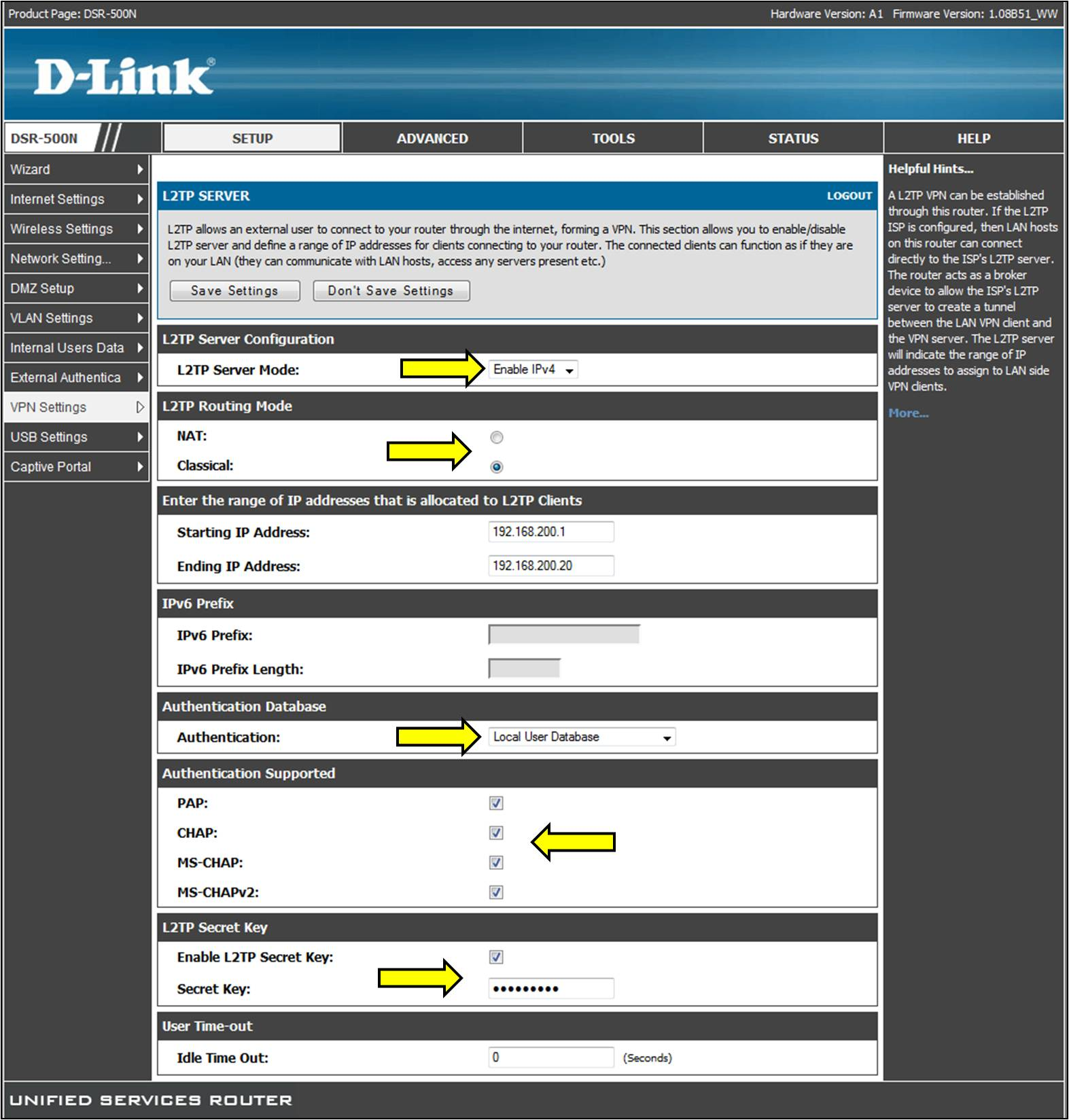 D-Link Technical Support