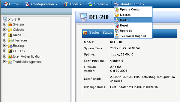 Dfl-Wd Software Download